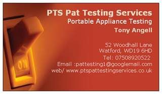 PTS Pat Testing Services