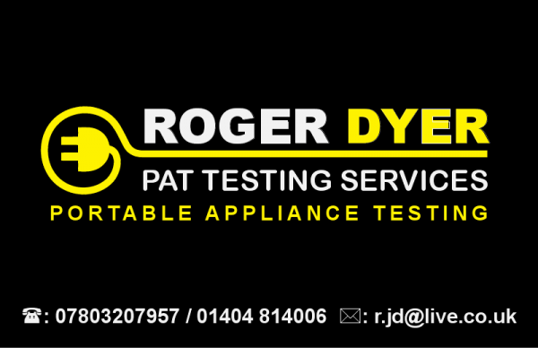 Roger Dyer Pat Testing